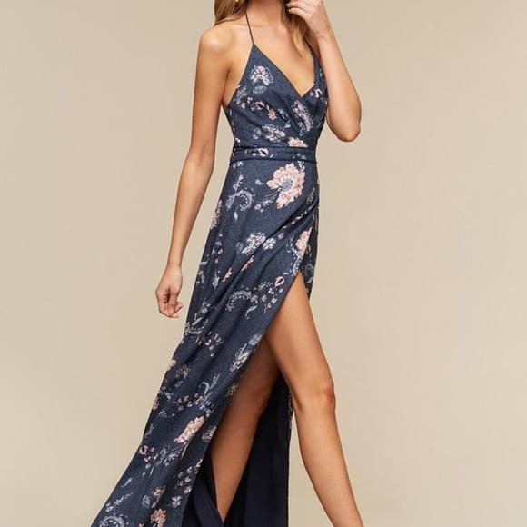 3bc40a5d734 NWT The Jetset Diaries Iman Maxi Dress